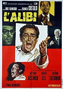 Direct download sites for movies L'alibi Italy [hdrip]