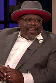 Cedric the Entertainer Poster