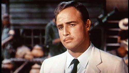 Trailer for this action film starring Marlon Brando