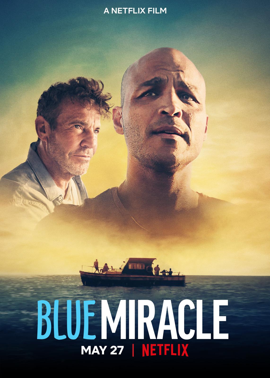 Blue Miracle (2021) - IMDb