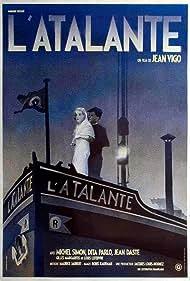 Jean Dasté and Dita Parlo in L'Atalante (1934)