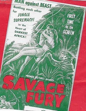 Ray Taylor Jungle Safari Movie
