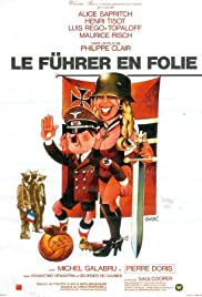 The Fuhrer Runs Amok Poster