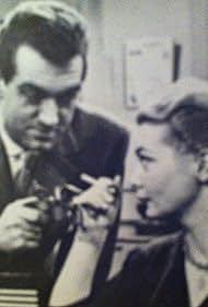 Kay Callard and John Turner in Knight Errant Limited (1959)