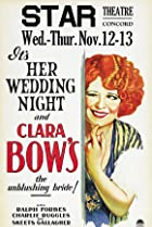 Her Wedding Night (1930) Poster