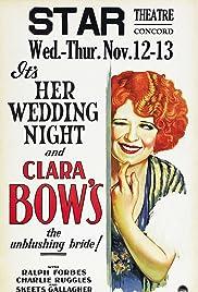 Her Wedding Night Poster