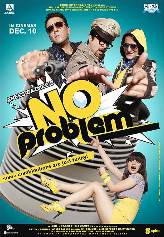 No Problem (2010) Hindi 720p HDRip x264 1.2GB Download