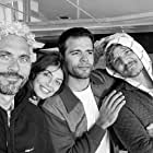 Pedro Pascal, Jacob Scipio, Paco León, and Alessandra Mastronardi in The Unbearable Weight of Massive Talent (2022)