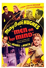 Men on Her Mind Poster
