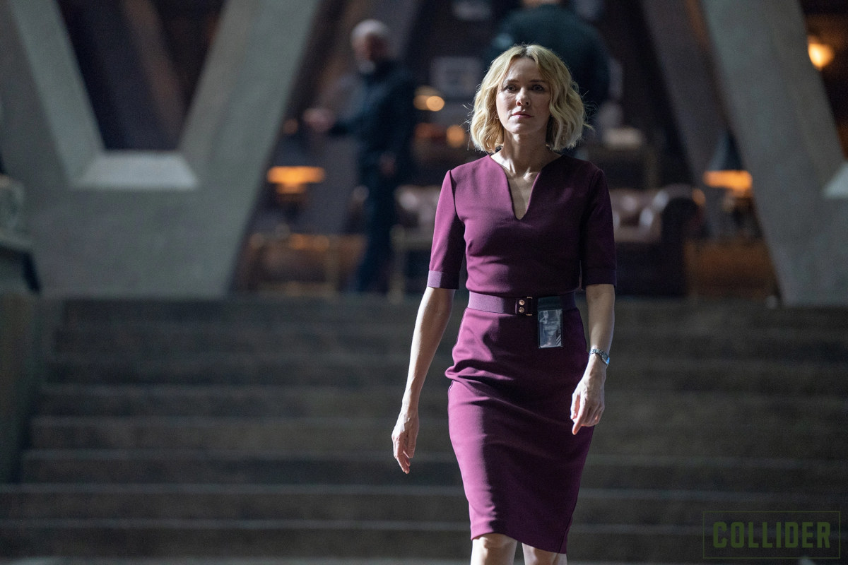 Naomi Watts in Boss Level (2020)