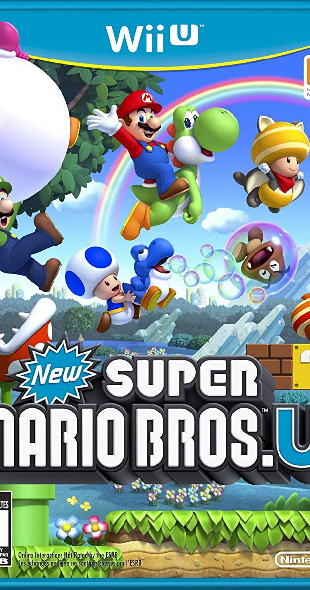 New Supa Mario Burazazu U Video Game 2012 Imdb