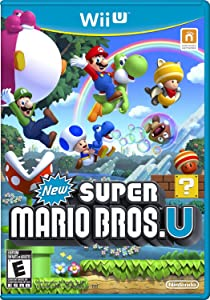 New Super Mario Bros. U torrent