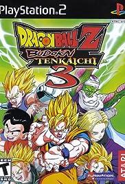 Dragon ball Z: Budokai Tenkaichi 3 Poster