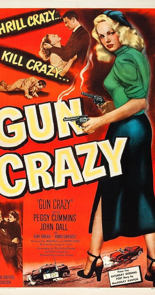 Watch Full HD Movie Gun Crazy (1950)