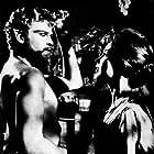 Barbara Eden and John Ericson in 7 Faces of Dr. Lao (1964)