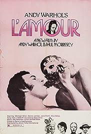 L'Amour(1972) Poster - Movie Forum, Cast, Reviews