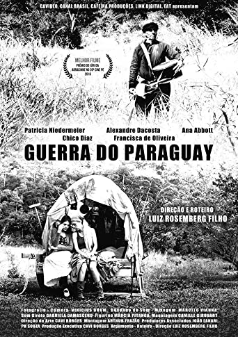 Guerra do Paraguay - Poster