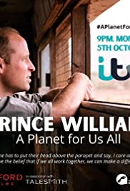 Prince William: A Planet for Us All Poster