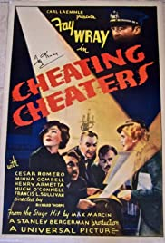 Cheating Cheaters Poster