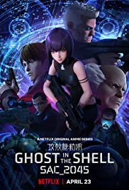 Ghost in the Shell SAC_2045 Poster