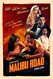 Malibu Road Poster