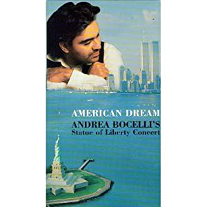 Legal movie downloading websites American Dream: Andrea Bocelli's Statue of Liberty Concert by [[movie]