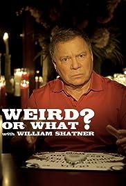 Weird or What? Poster - TV Show Forum, Cast, Reviews