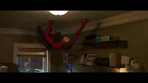 You're the Spider-Man? clip