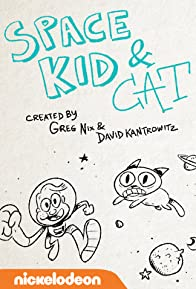 Primary photo for Space Kid and Cat