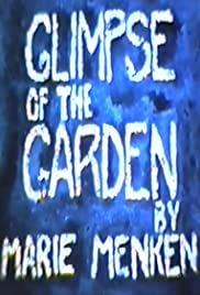Glimpse of the Garden Poster