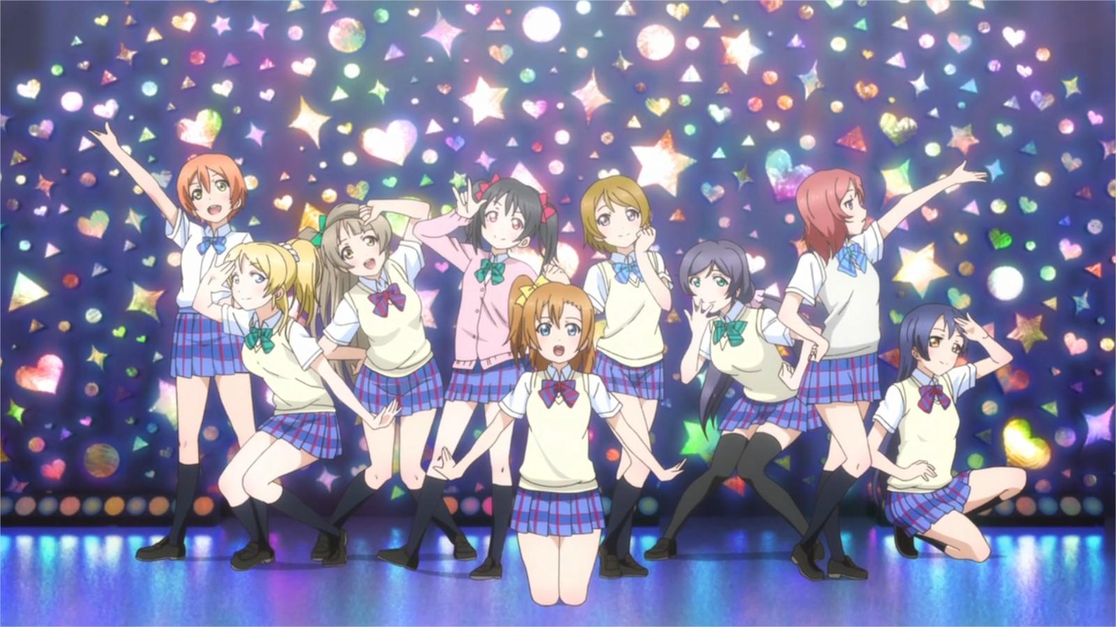 Kết quả hình ảnh cho Love Live! School Idol Project