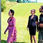 Kris Holden-Ried, Anna Silk, and Rachel Skarsten in Lost Girl (2010)