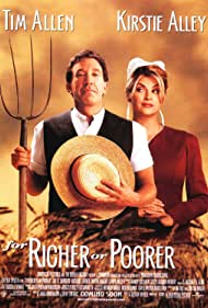 Kirstie Alley and Tim Allen in For Richer or Poorer (1997)
