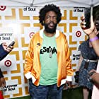 Questlove at an event for Summer of Soul (...Or, When the Revolution Could Not Be Televised) (2021)