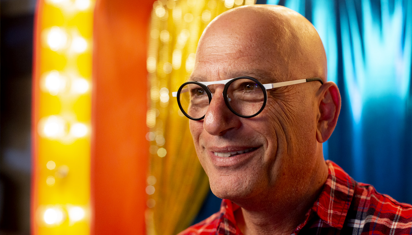 Howie Mandel in The Search for Canada's Game Shows (2020)
