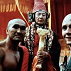 Cliff Lenderman, Reese Madigan, and Henry O in American Shaolin (1991)