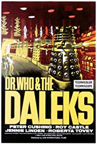 Dr. Who and the Daleks Poster - Movie Forum, Cast, Reviews