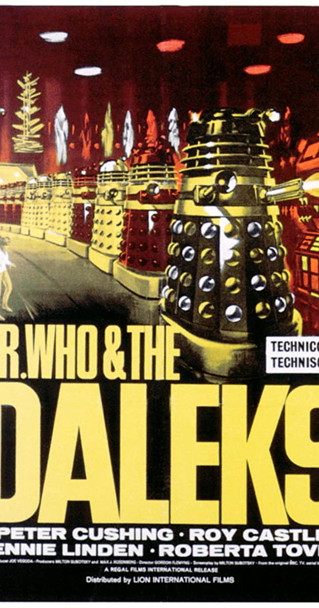 Dr. Who and the Daleks (1966)