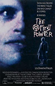 Unlimited download dvd movie The First Power none [1280p]