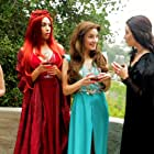 Kat Primeau, Shana Eva, Jenni Melear, Brianna Knickerbocker, and Lisa Marie Summerscales in The Real Housewives of Westeros (2015)