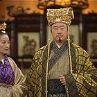 Qianqian Wu and Liang Zhao in Faa ho yuet yuen (2004)