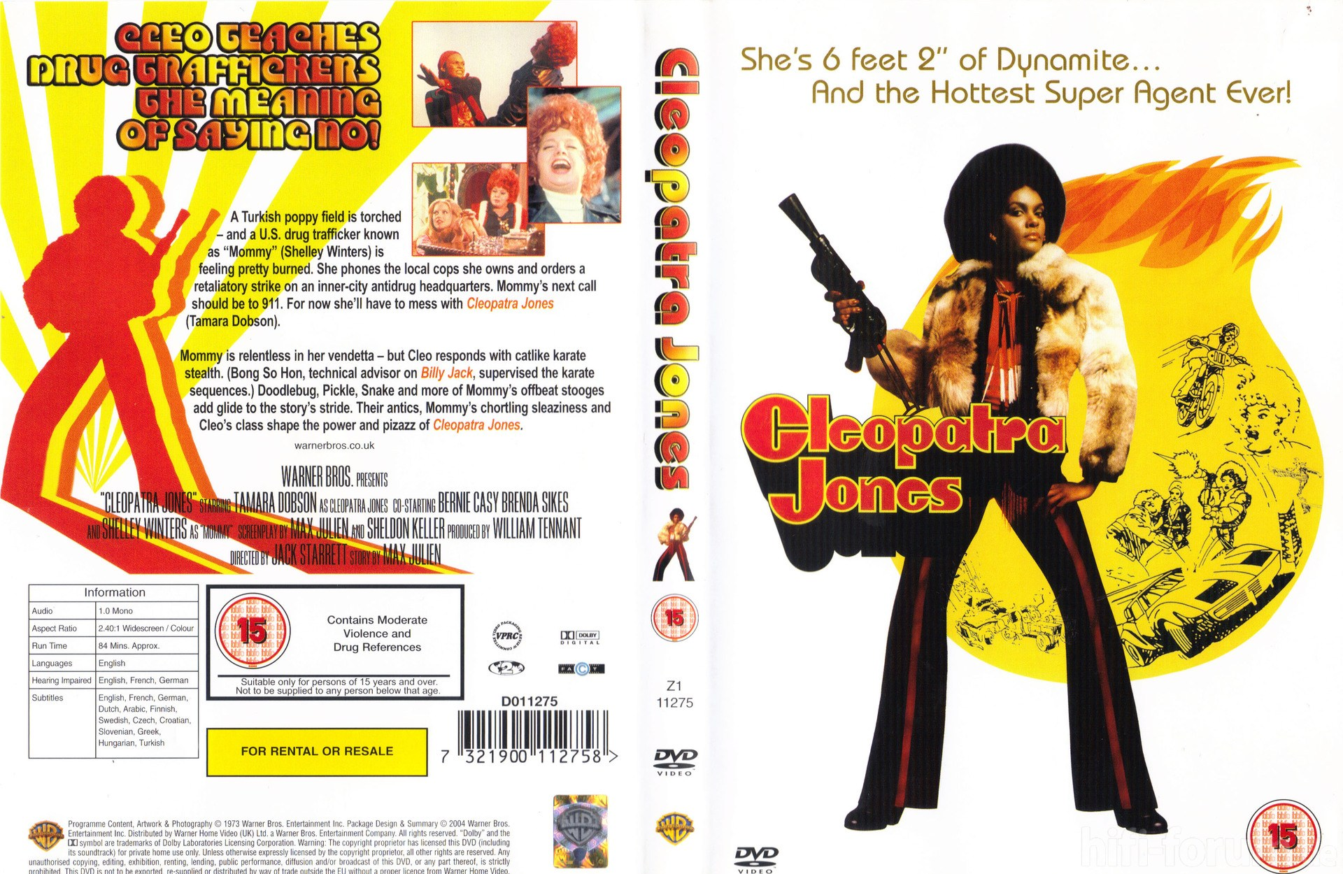 Cleopatra Jones 1973 Photo Gallery Imdb