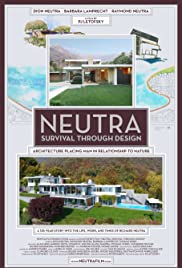 Neutra- Survival Through Design Poster