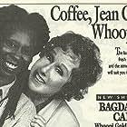Whoopi Goldberg and Jean Stapleton in Bagdad Cafe (1990)