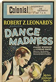 Dance Madness Poster