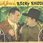 Buck Jones and Walter Miller in Rocky Rhodes (1934)