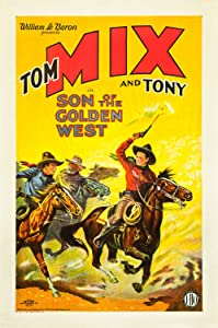 The Son of the Golden West