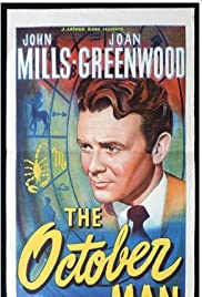 The October Man(1947) Poster - Movie Forum, Cast, Reviews