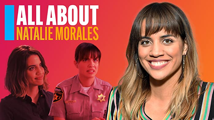 """You may know Natalie Morales from """"Dead to Me,"""" """"Parks and Recreation,"""" or 'Language Lessons,' her feature directing debut that premieres at Outfest Los Angeles 2021."""