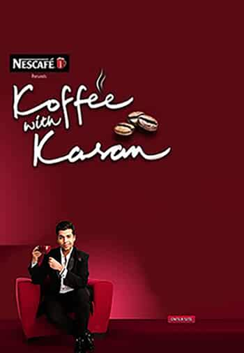 Koffee With Karan (2019) Season 6 Episode 17 With Kartik Aaryan and Kriti Sanon